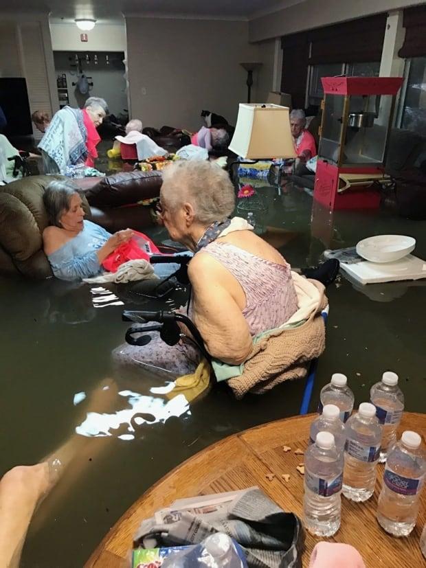wip harvey flooded nursing home