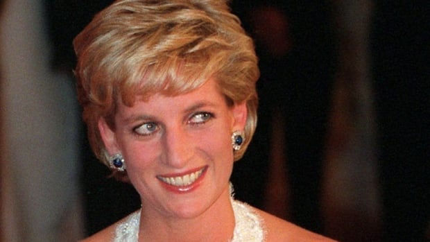 Rain falls as princes mark Diana's death with memorial garden visit