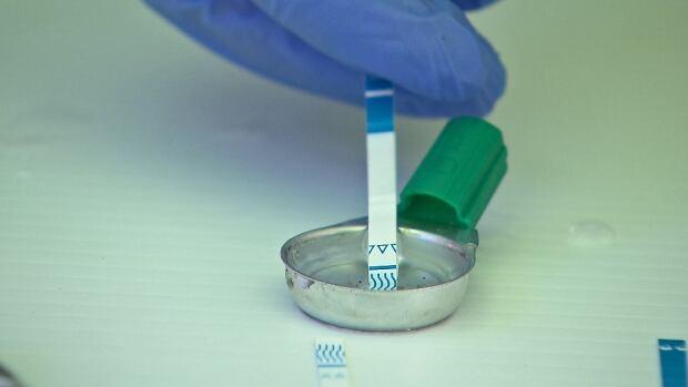 fentanyl testing strip