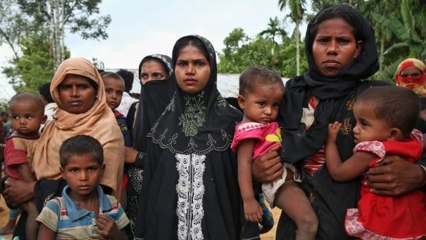 Image result for rohingya muslims fleeing