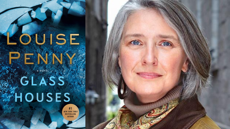 How Louise Penny keeps her Armand Gamache mystery series