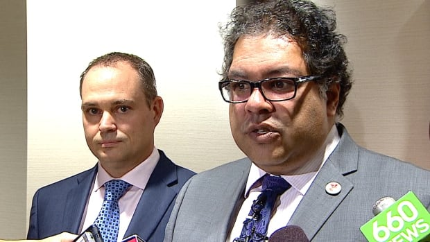 Mayor Naheed Nenshi says he's humbled that so many people helped cover his legal fees by making a donation to the city.