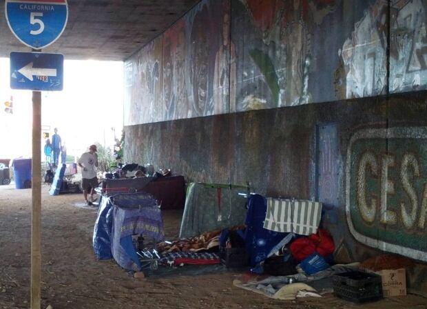 San Diego Encampments