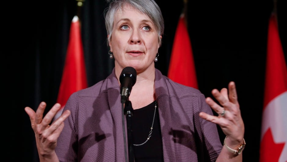 Patty Hajdu, Minister of Employment, Workforce Development and Labour.