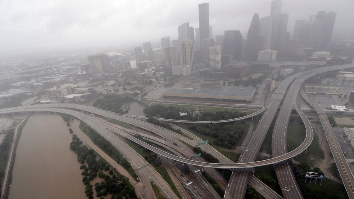 Houston drainage grid 'so obsolete it's just unbelievable' - World - CBC News