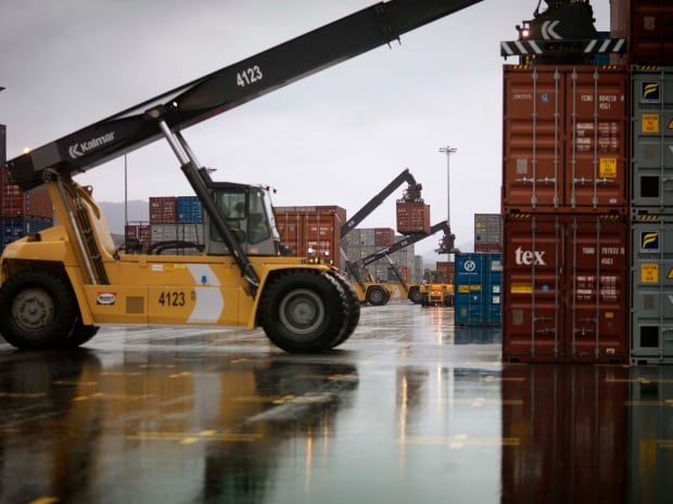 Prince Rupert containers