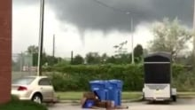 Funnel Cloud Windsor