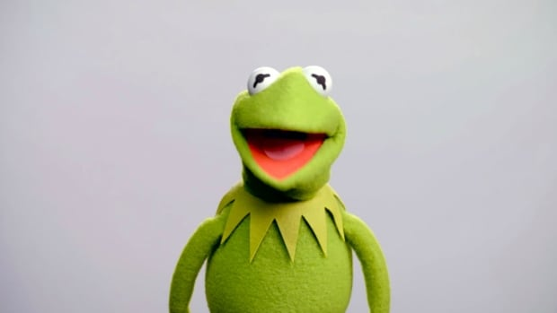 Hear Kermit the Frog's new voice
