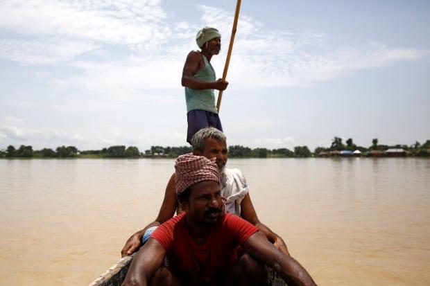 NEPAL-FLOODS/