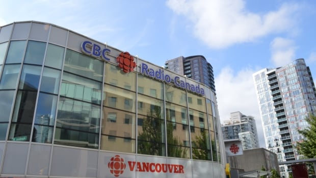 The CBC Vancouver Broadcast Centre is located at 700 Hamilton Street.