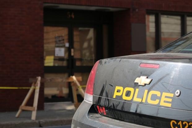 Prince Street Market police