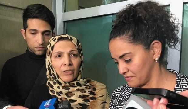 Maryam Rashidi family