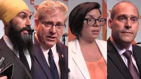 NDP Leadership 20170829