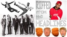 Riffed from the Headlines 02/09/2017 Collage