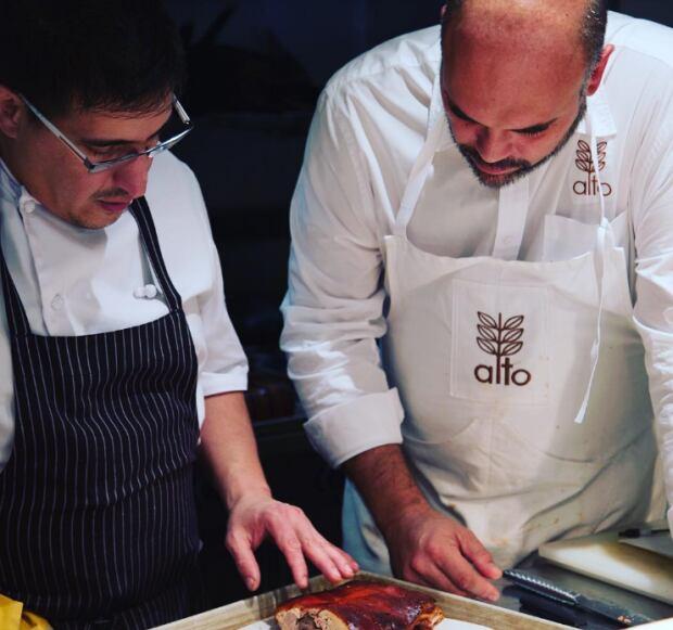 Chef Alvarez