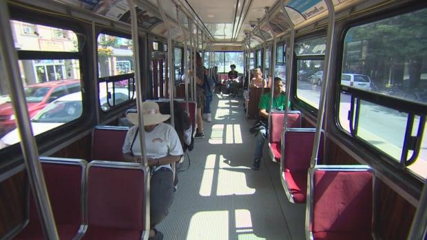 St Clair streetcar