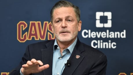 Cavaliers owner Dan Gilbert vows 'never' to move NBA team