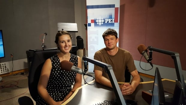 P.E.I. entrepreneurs Emily Coffin and Chris Van Horn won the top prizes in the Startup Zone Summer Pitch Competition.