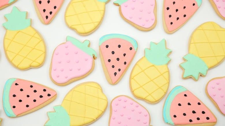 Recipe Royal Icing Sugar Cookies