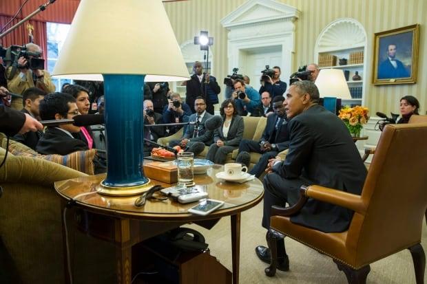 APTOPIX Obama Immigration