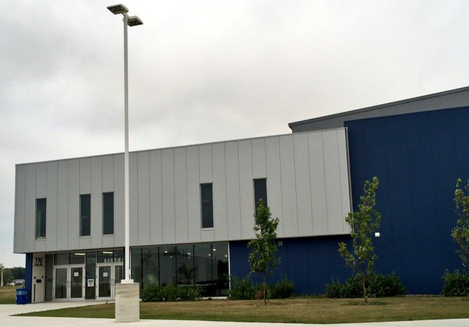 Winnipeg North Soccer complex