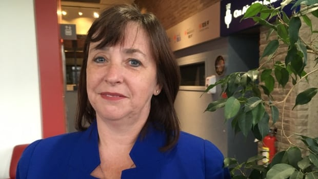 Dorothy Keating is chair of the St. John's Board of Trade.