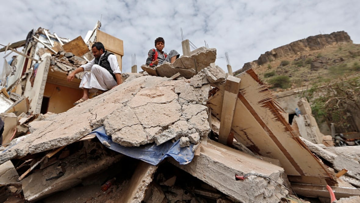 Thumbnail for Yemen is now home to the world's worst humanitarian crisis