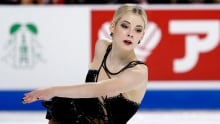 Russia-Gold Figure Skating