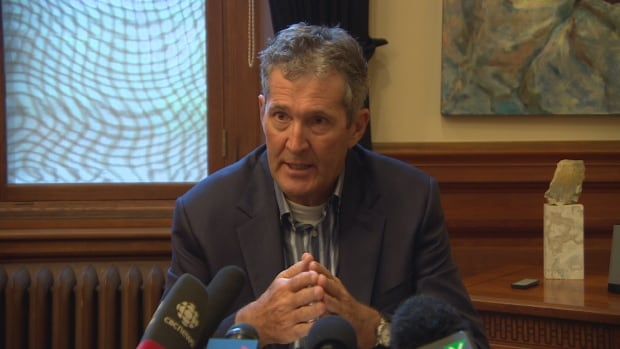 Manitoba Premier, Brian Pallister, says Manitoba is ready to spend $500 million over 10 years to support Churchill