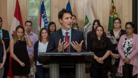 Trudeau Saskatoon 20170901