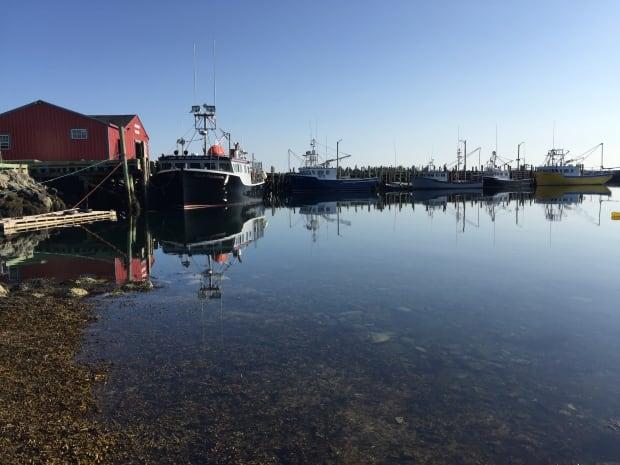 Lockeport Wharf
