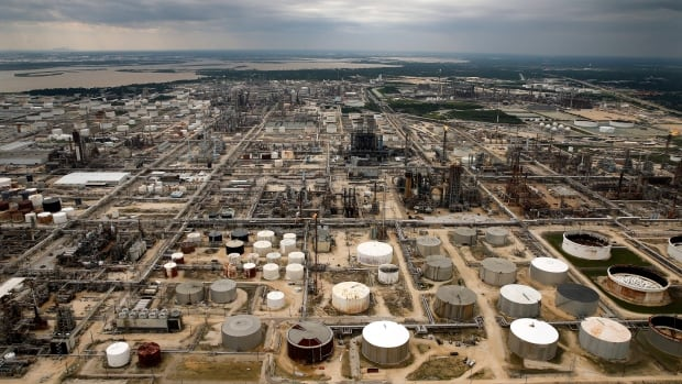 Image result for texas refineries after hurricane harvey