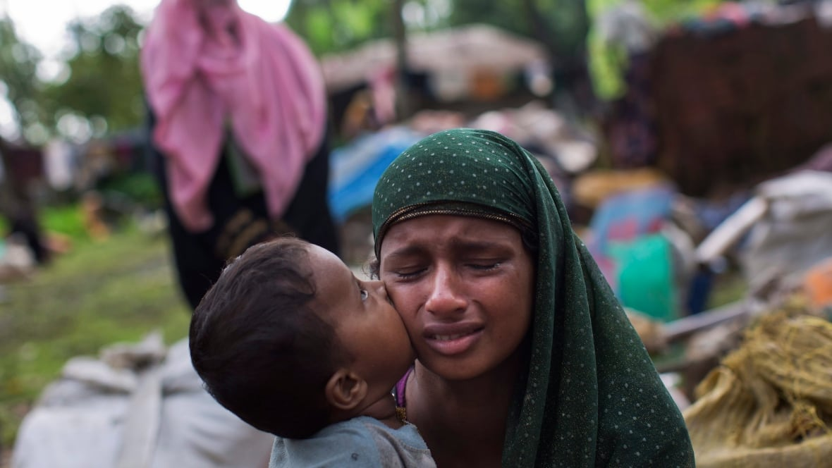 X One Hairstyle Dhaka: Tens Of Thousands Of Rohingya Pour Into Bangladesh Amid