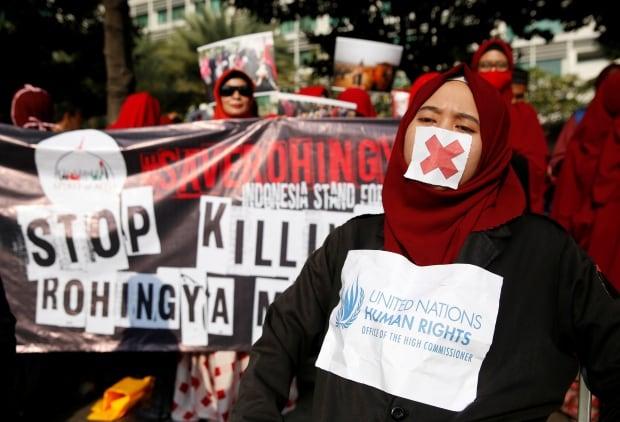 MYANMAR-ROHINGYA/INDONESIA