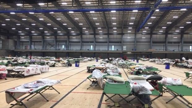 Mumps outbreak postpones evacuees visit with bombers