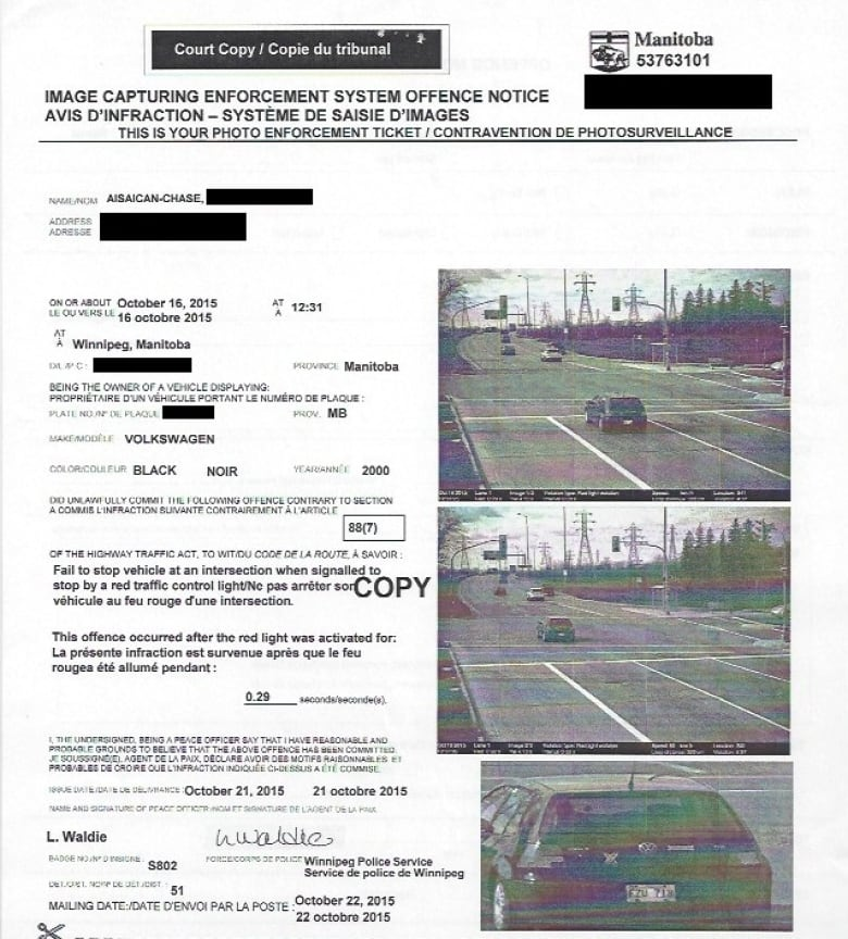 Running A Red Light Ticket >> Red Light Running Senior To Challenge Ticket With Help Of Forensic