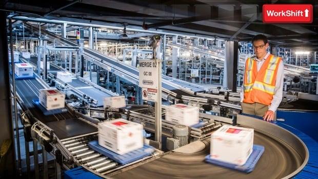 retail robotics workshift