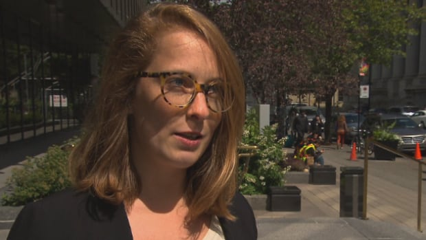 Lawyer Virginie Dufresne-Lemire says police should have been able to intercept an armed man before he reached the site.