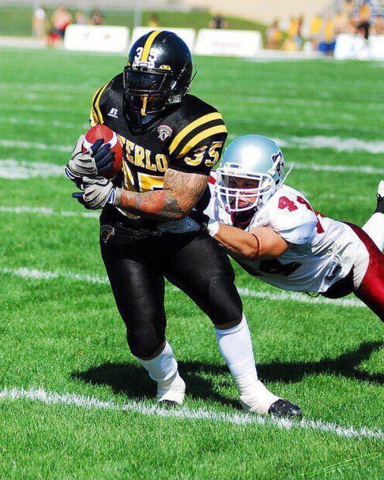Football player speaks up after the Waterloo steroid scandal