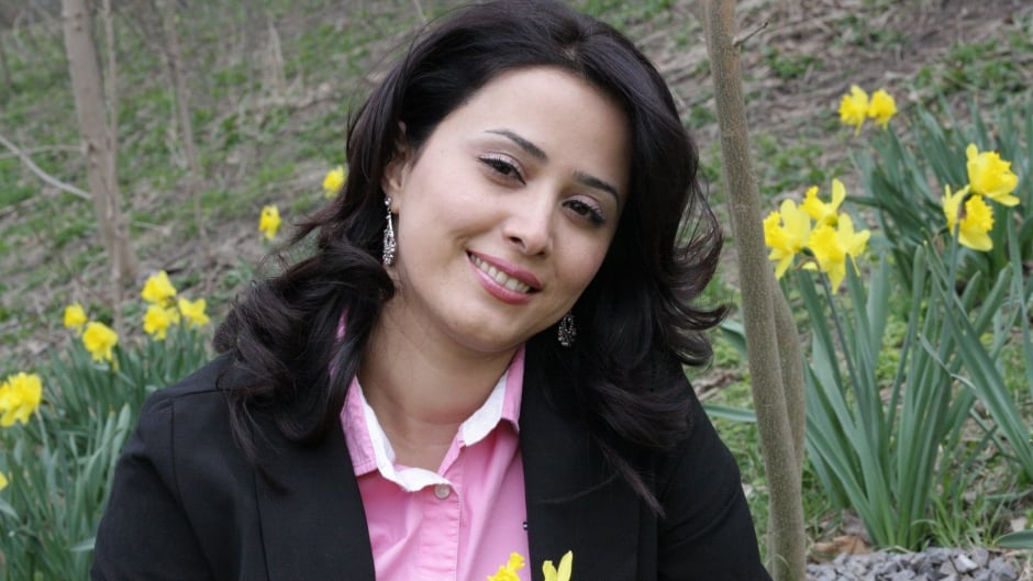Ava Homa is an Iranian exile living in Canada.