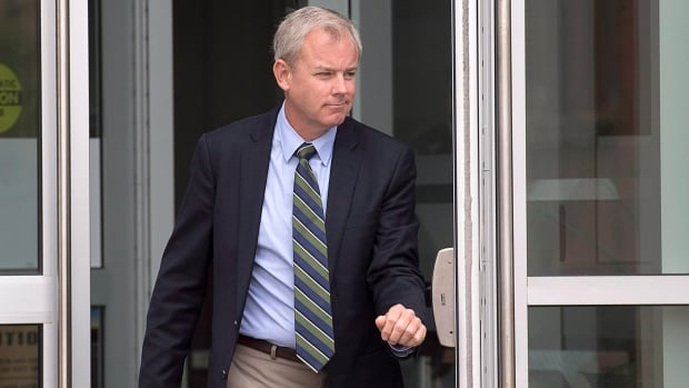 The Crown plans to request a victim impact statement from Dennis Oland before Cody Muise and Aaron Marriott are sentenced for assaulting him, the Miramichi courtroom heard on Tuesday.