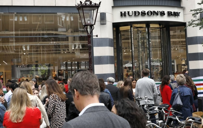 Hudsons Bay Steps Outside Canada With Its Flagship Brand In The