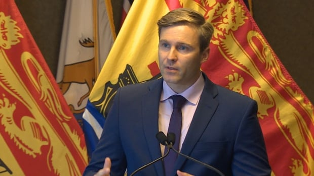 Premier Brian Gallant named himself the regional minister for Saint John and southwest New Brunswick on Tuesday.