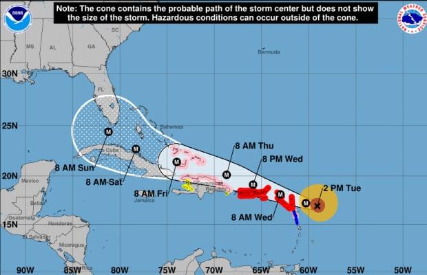 Irma tuesday pm