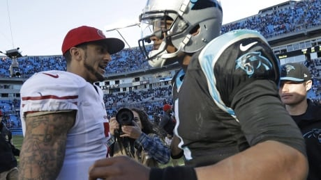 49ers Panthers Football