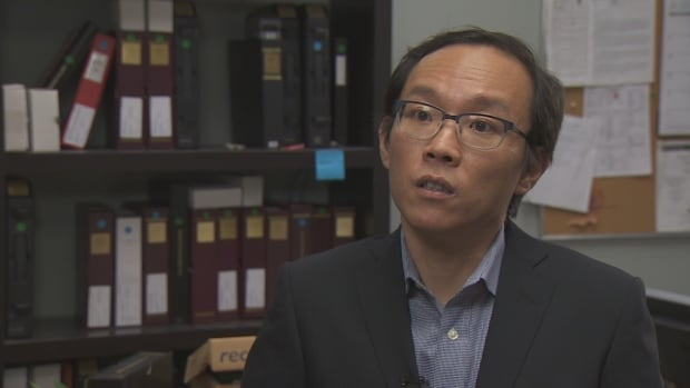 Lawyer Dennis Yang says he was duped by Inayat Kassam's phoney law degree and paid a price for hiring him.