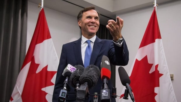 Minister of Finance Bill Morneau met with small business owners in Vancouver Tuesday to listen to their concerns about his plan to close tax loopholes used by small businesses.