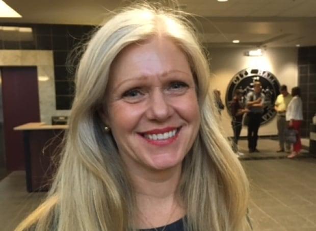 Mayor Dawn Arnold