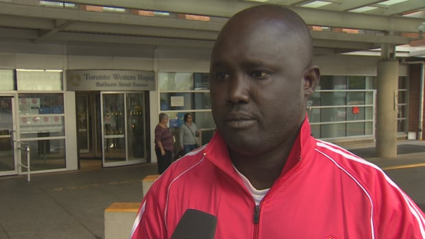 Joseph Kau says he unwittingly got on the bus Sept. 3 headed straight for Bathurst Station from Exhibition Place, not realizing it was a direct route until he asked to exit at College Street. After a confrontation with the driver, he claims he was punched in the head.