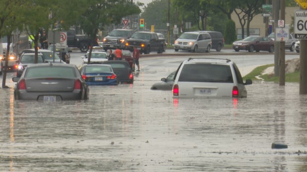 More than 6,000 basements flooded in the Windsor region during record rainfalls in late August.